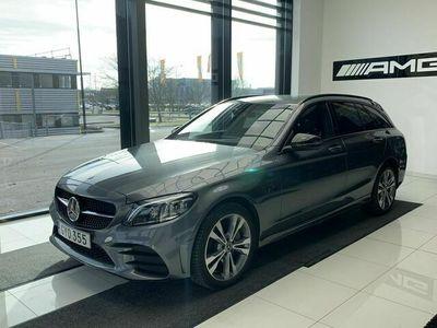 begagnad Mercedes C300 - BenzDE KOMBI *DEMOBIL* AMG NIGHT / DRAG / PREMIUMPAKET