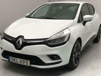 begagnad Renault Clio IV 0.9 TCe 90 5dr