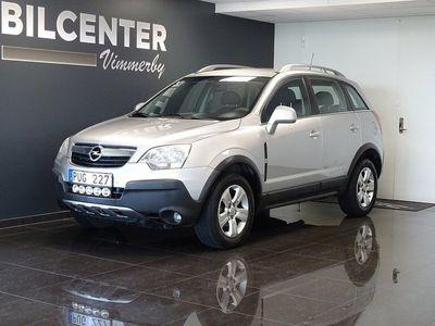 brugt Opel Antara 2.4 140hk / Drag