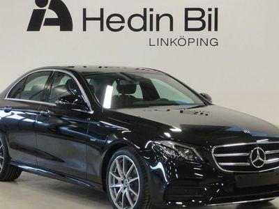 begagnad Mercedes E200 Sedan AMG-Sportstyle Burmester Panorama Parkeringsvärmare