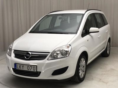 begagnad Opel Zafira II 1.6 CNG ecoFLEX 2009, SUV 63 700 kr