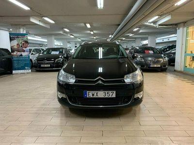 begagnad Citroën C5 Tourer 2.0 HDiF 136hk Nybesikt,Dieselvärmare