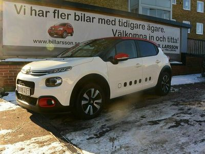 begagnad Citroën C3 1.2 VTi 82 hk PureTech Feel