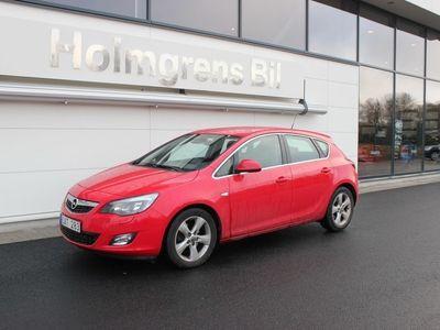 begagnad Opel Astra Sport 5 dörrar 2.0 CDTI