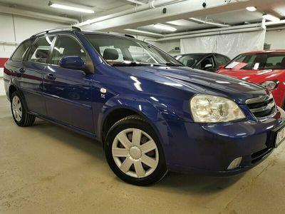 begagnad Chevrolet Nubira Wagon 1.6 Nyservad Ny besiktad 1 Ägare