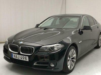 begagnad BMW 520 5-serien d xDrive Sedan, F10