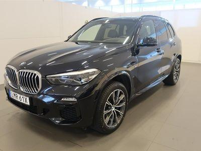 begagnad BMW X5 xDrive30d Innovation / 7 sits / Luftfj -20