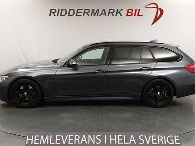 begagnad BMW 330 i xDrive Touring, F31 (252hk) M Sport