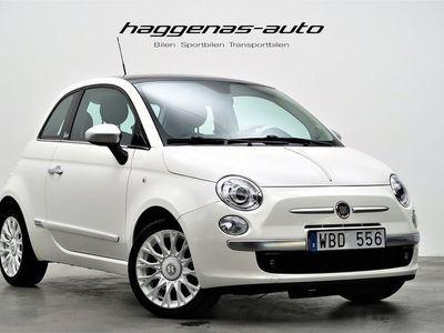 begagnad Fiat 500 By Gucci / 1.2 69hk / Taklucka