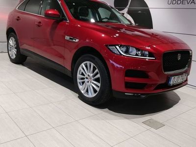begagnad Jaguar F-Pace 2.0 D AWD 180hk//Digital förardisplay//Meridian system