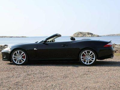 begagnad Jaguar XKR COVERTIBLE