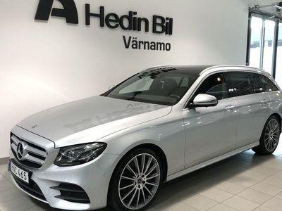 brugt Mercedes E220 AMG/SKY Nav Drag