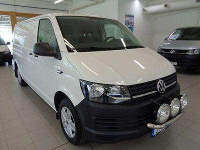 begagnad VW Transporter EU6 TDI 150Hk 3400mm 167.200:- + moms