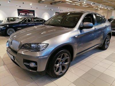 begagnad BMW X6 xDrive35d Steptronic 286hk