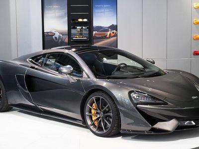 begagnad McLaren 570GT 3.8 V8 Euro 6 570hk