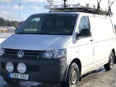 begagnad VW Transporter VW T5 2.0 TDI 4MOTION 2014, Transportbil 90 000 kr