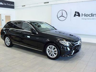 used Mercedes 220 C-Klassd DEMO Avantgarde, Navi, Drag