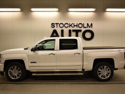 begagnad Chevrolet Silverado High Country 6,2 V8 2016, Transportbil 500 000 kr