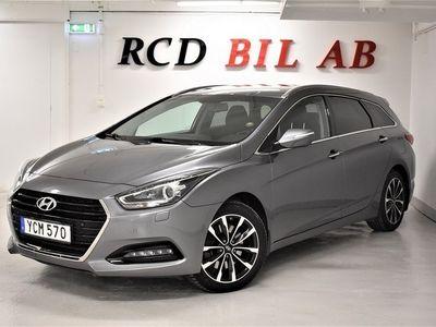 brugt Hyundai i40 1.7 CRDi NAVI DRAG PDC EU 6