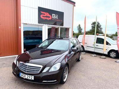 begagnad Mercedes E220 CDI BlueEFFICIENCY 5G-T