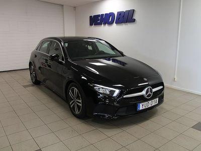 begagnad Mercedes A200 MBUX Backkamera