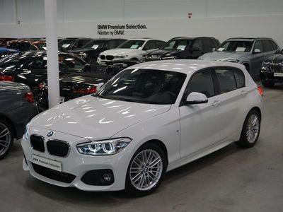 begagnad BMW 118 i M-Sport Rattvärme LED Strålkastare