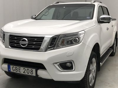 begagnad Nissan Navara 2.3 dCi 4x4 2017, Transportbil 210 000 kr