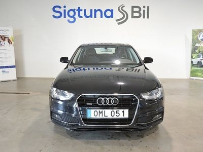 begagnad Audi A4 Sedan 2.0 TDI Quattro Alpine Edition Sport Plus