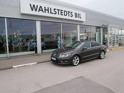 begagnad VW CC TDI 177 DSG 4MOTION R-LINE