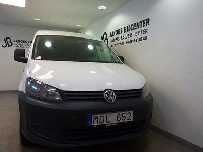 begagnad VW Caddy Skåpbil 1.6 TDI 102hk, Bes