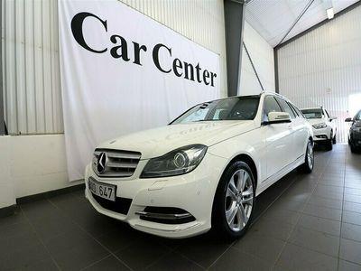 begagnad Mercedes C220 T CDI 7G-Tronic 170hk Drag Navi Värmare