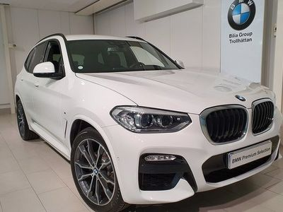 begagnad BMW X3 xDrive 20d Aut M-Sport / Värmare / Dra -19