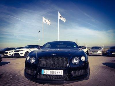 "begagnad Bentley Continental GT3-R ""1 of 300"""