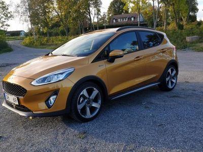 gebraucht Ford Fiesta Active 1.0T EcoBoost -18