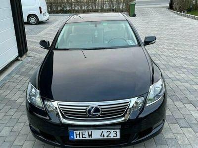 begagnad Lexus GS450H HS19(A)