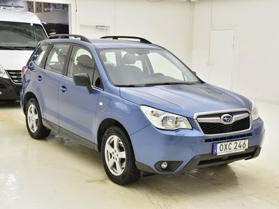 begagnad Subaru Forester 2.0 4WD Lineartronic Euro 6 1 -15