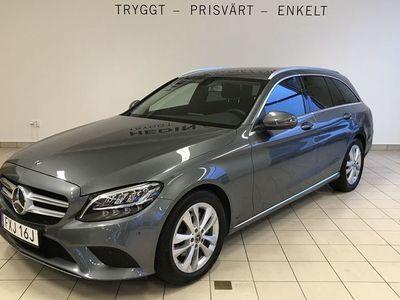 begagnad Mercedes 220 C-Klassd Avantarde, Drag, Backkamera, Navi