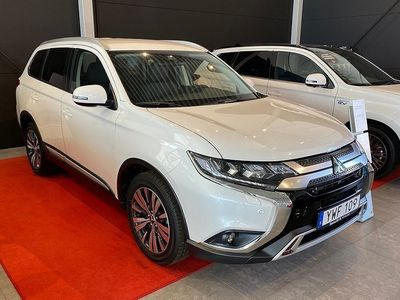 begagnad Mitsubishi Outlander 2.0 AS&G CVT 4WD Komfort