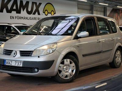 begagnad Renault Grand Scénic 2.0 Turbo | 7-sits | Drag | S&V-hjul