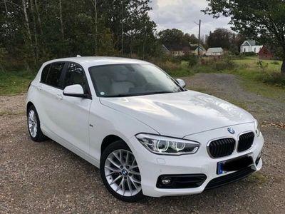 begagnad BMW 120 d Xdrive Sportline