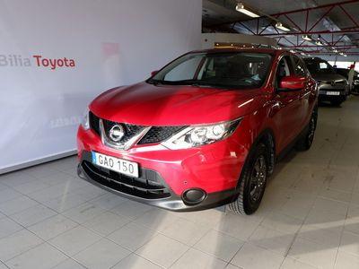 begagnad Nissan Qashqai 1.2 Manuell | 2 års garanti