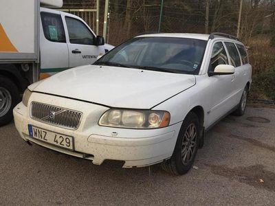 begagnad Volvo V70 2.4