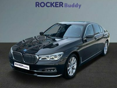 begagnad BMW 730 d xDrive Pure Excellence Massage Sv såld Se spec!
