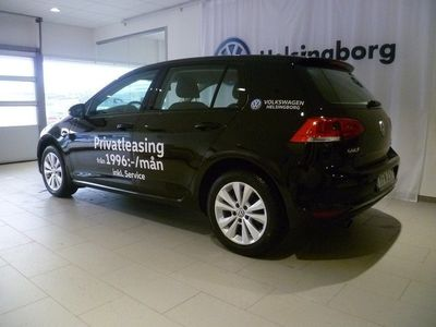 begagnad VW Golf 1,2 TSI 110 DEMOBIL -17