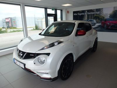 begagnad Nissan Juke Nismo 1.6 (200 hk)