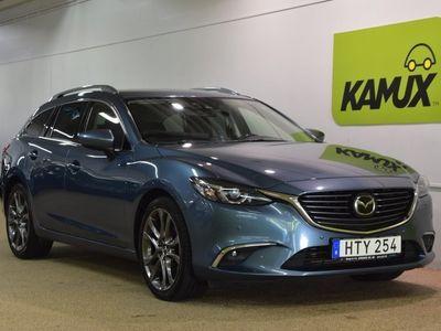 used Mazda 6 2.2 AWD Optimum Head-Up Navi (175hk)