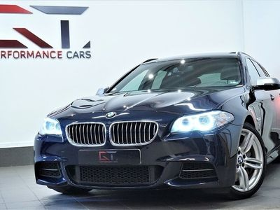 begagnad BMW M550 d M-Sport xDrive Eu6 SE UTR -15