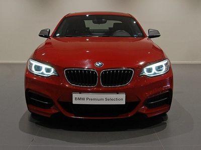 begagnad BMW M235 xDrive Coupé Aut Hi-Fi