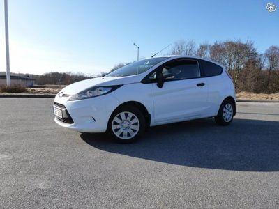 begagnad Ford Fiesta 1.4 TDCi Ny servad -11