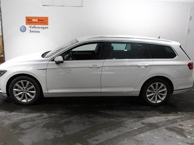 begagnad VW Passat SC TDI190 DSG6 4M GT / P-Värmare / Drag / Navi